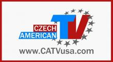 Czech – American TV logo