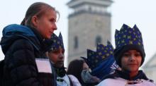 Neobyčejní dobrovolníci & 20 let Tříkrálové sbírky  - jedna z fotografií, které budou na výstavě k vidění (zdroj: Diecézní charita Č. Budějovice /archiv).