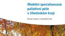 Brožura Mobilní specializovaná paliativní péče v Jihočeském kraji.